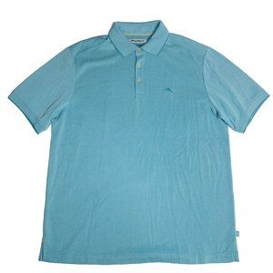 Tommy Bahama Mens Polo Shirt Size Medium M IslandZ